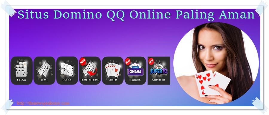 Situs Domino QQ Online Paling Aman