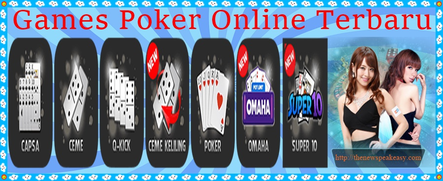 game poker online terbaru